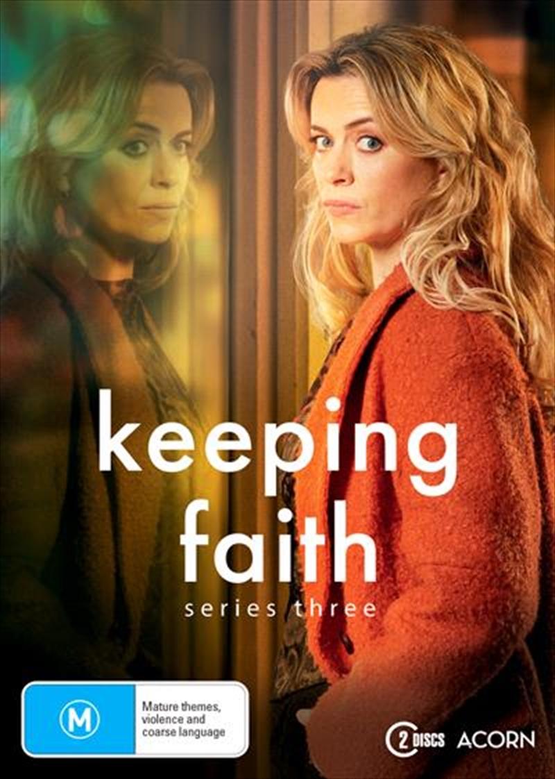 Keeping Faith - Series 3 | DVD