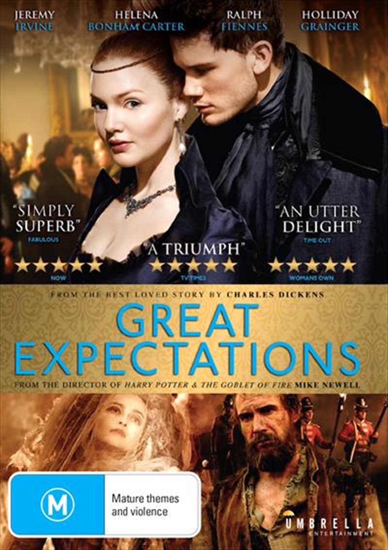 Great Expectations | DVD
