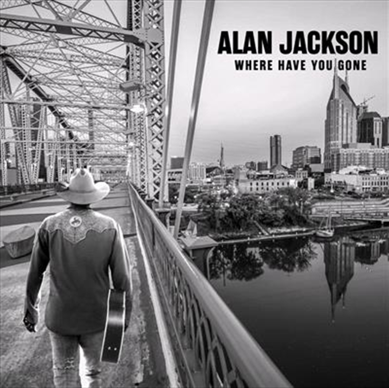 Where Have You Gone | CD