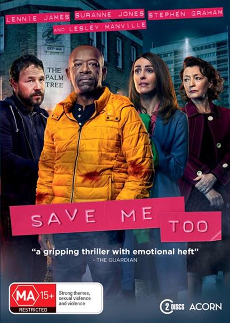 Save Me Too - Series 2   DVD