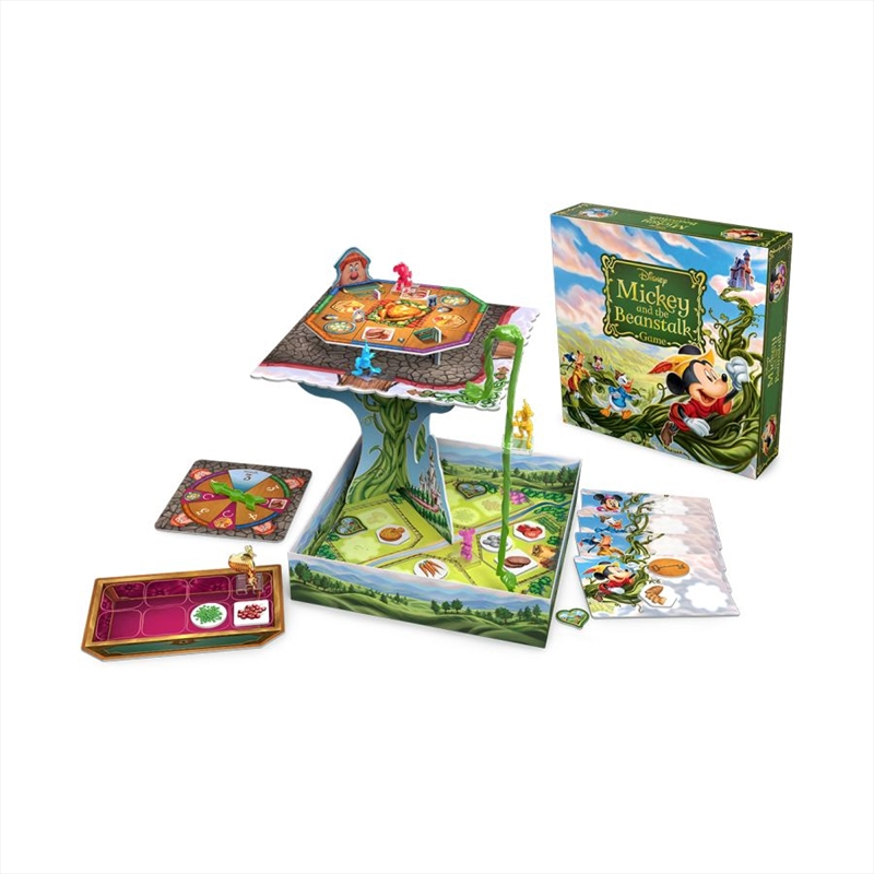 Mickey Mouse - Mickey and the Beanstalk Game   Merchandise