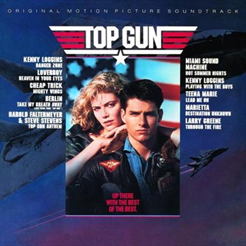 Top Gun - Limited Picture Disc Vinyl   Vinyl