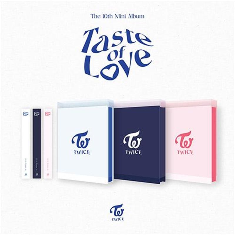 Taste Of Love -10th Mini Album   CD