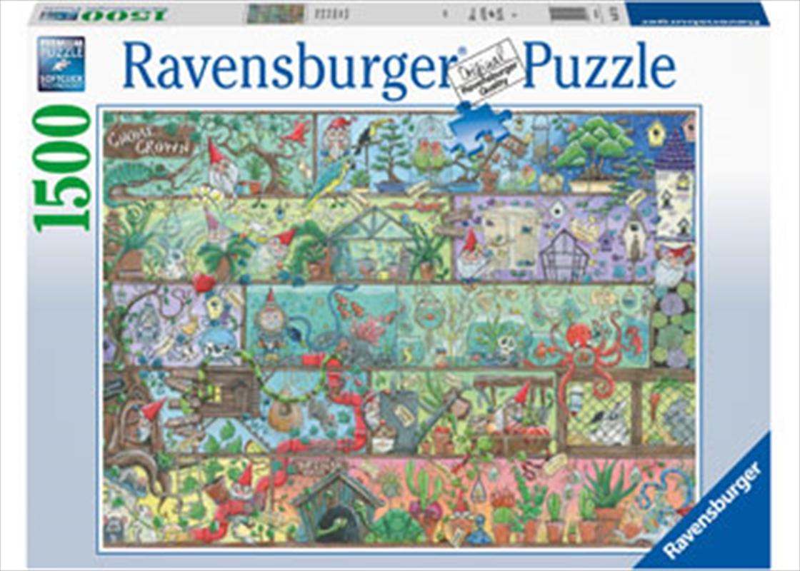 Gnome Grown Puzzle 1500pc | Merchandise