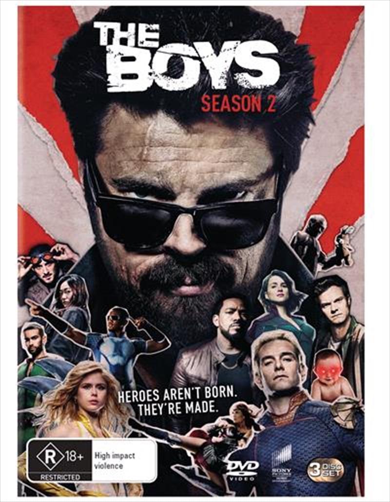 Boys - Season 2, The | DVD