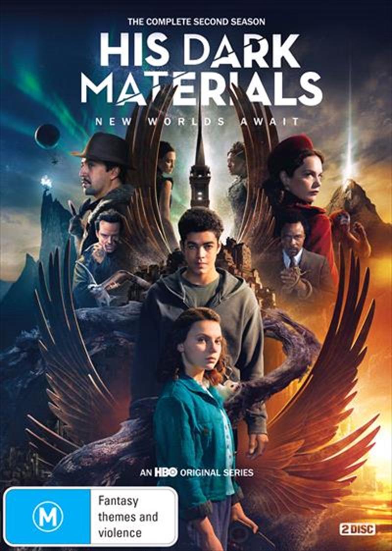 His Dark Materials - Season 2 | DVD