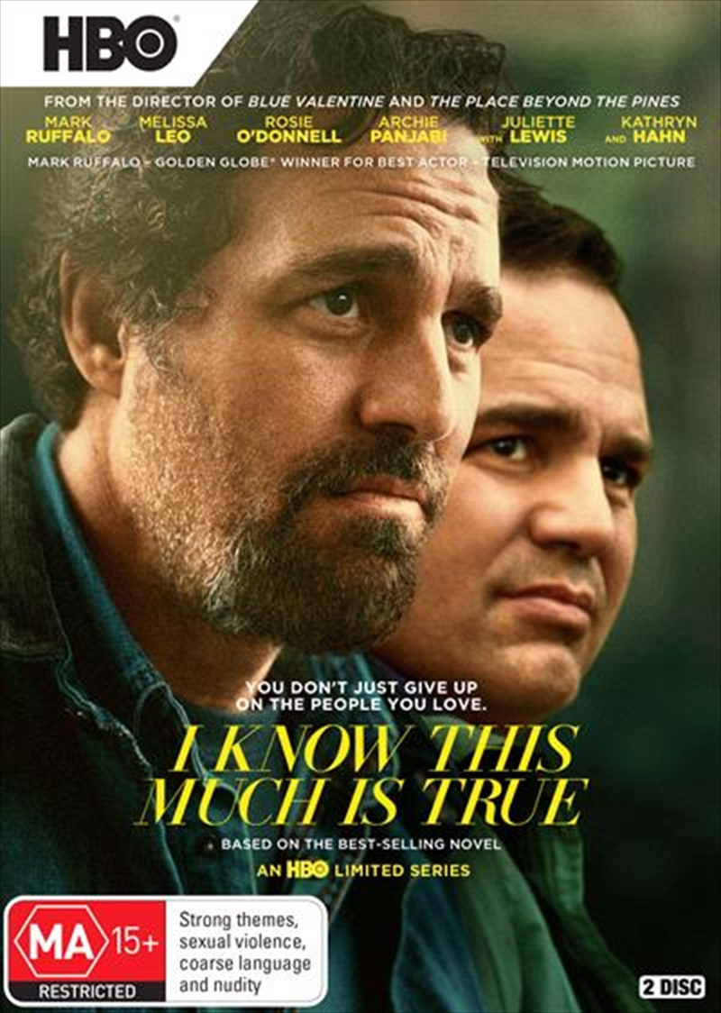 I Know This Much Is True | DVD