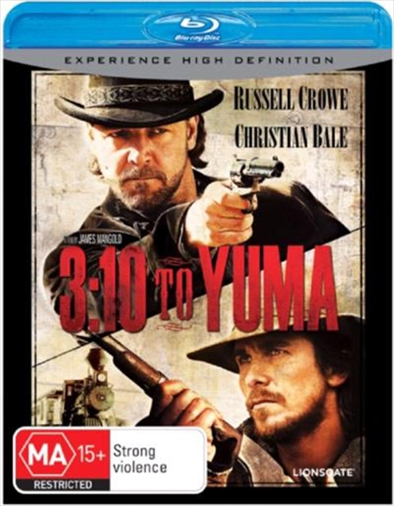 3-10 To Yuma | Blu-ray