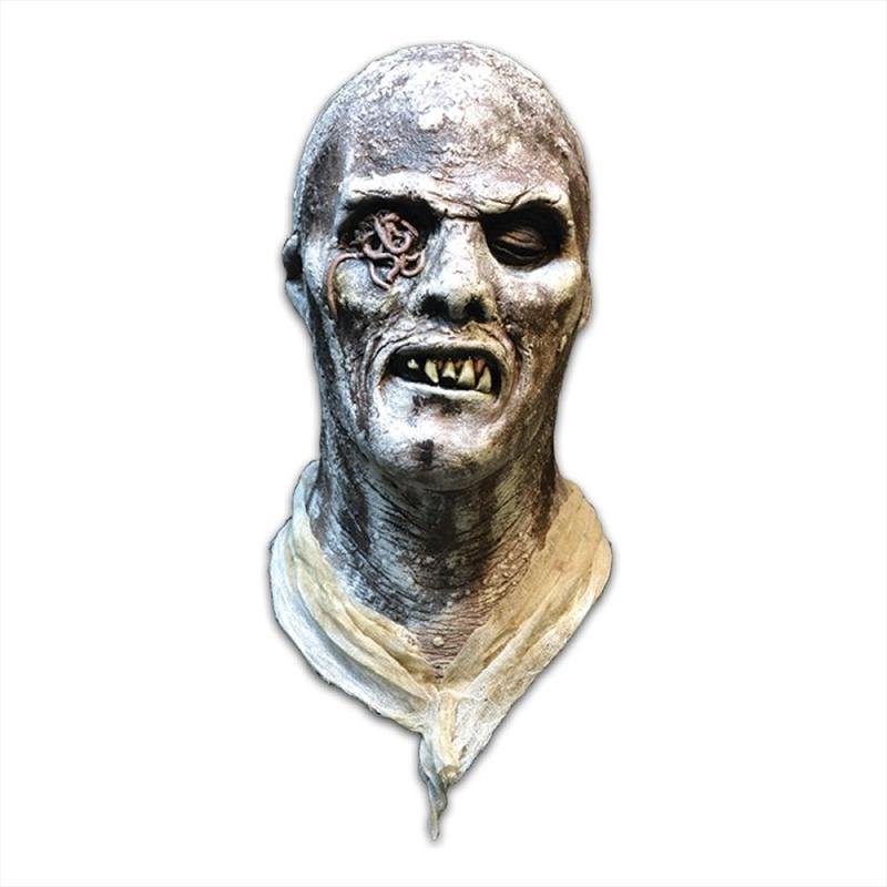 Zombie - Fulci Zombie Poster Mask   Apparel