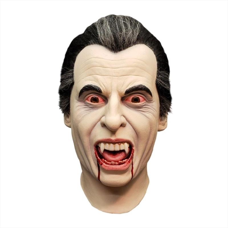 Hammer Horror - Dracula Mask | Apparel