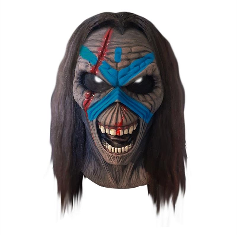 Iron Maiden - Eddie The Clansman Mask   Apparel