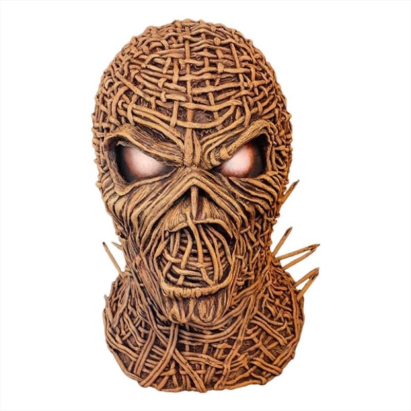 Iron Maiden - Eddie The Wickerman Mask | Apparel