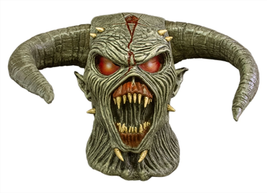 Iron Maiden - Eddie Legacy of the Beast Mask   Apparel