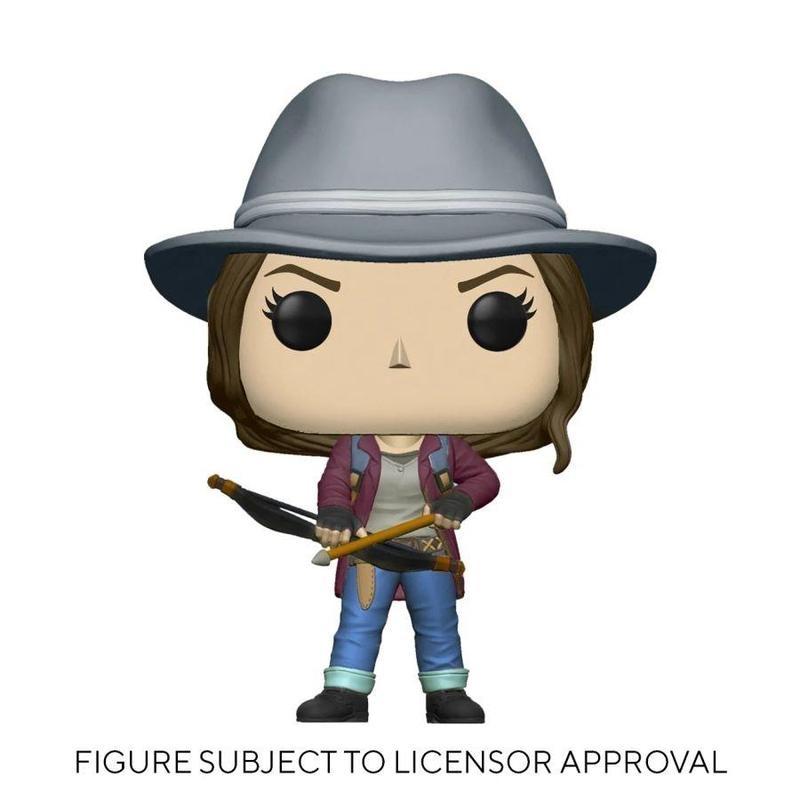 The Walking Dead - Maggie with Bow Pop! Vinyl   Pop Vinyl