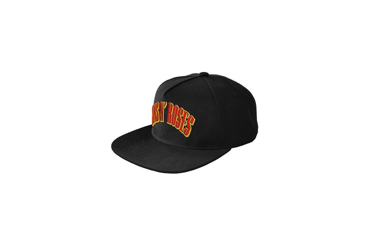 Guns N Roses Logo Cap | Apparel