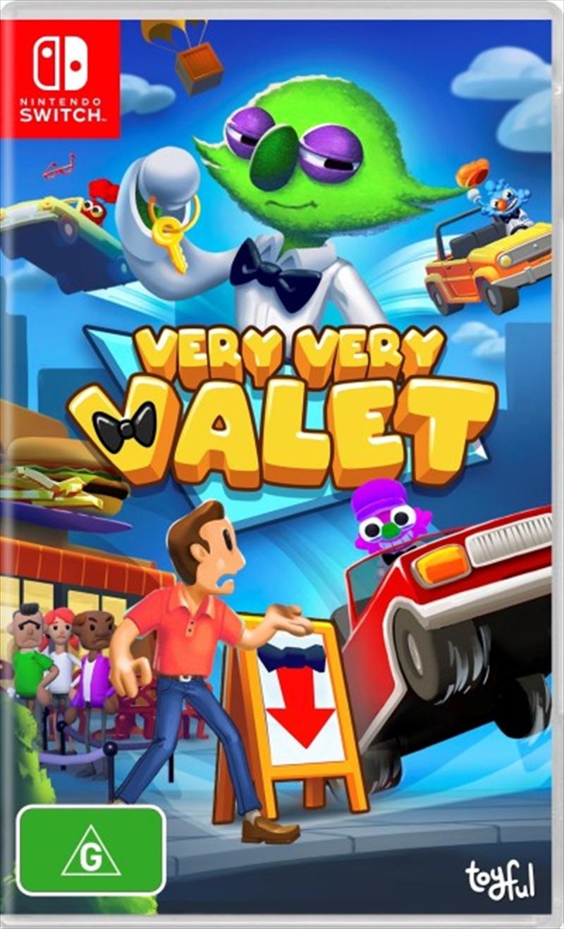 Very Very Valet | Nintendo Switch