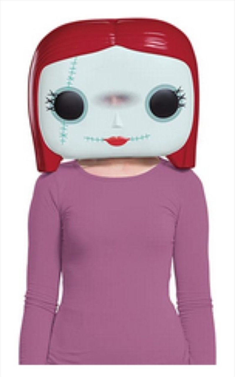 The Nightmare Before Christmas - Sally Pop! Vacuform Mask   Merchandise