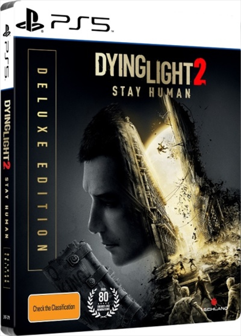 Dying Light 2 Stay Human Deluxe Edition | Playstation 5