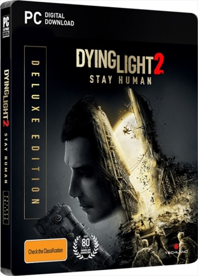 Dying Light 2 Stay Human Deluxe Edition | PC