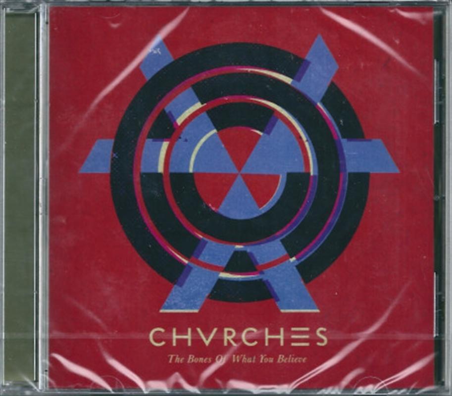 Bones Of What You Believe | CD