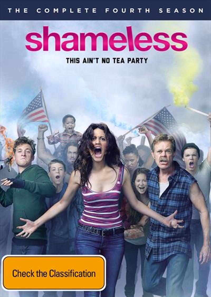 Shameless - Season 4 | DVD