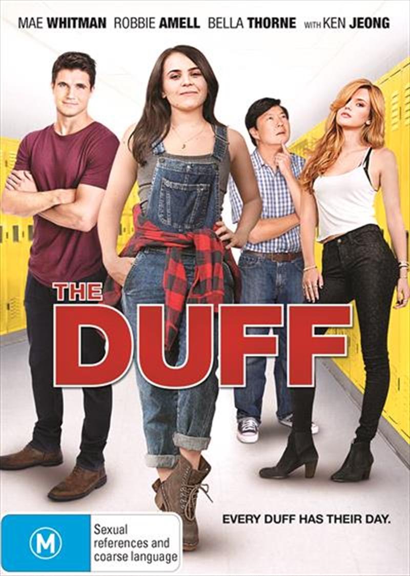 DUFF, The | DVD