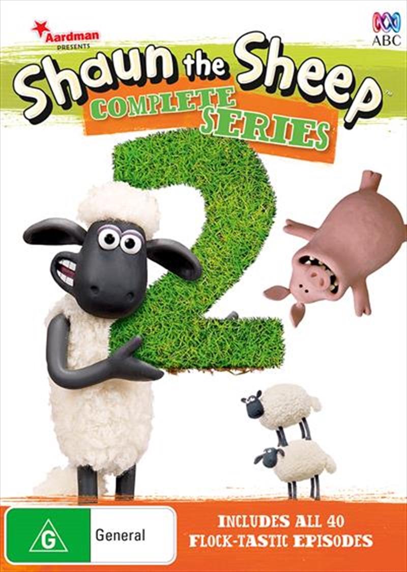 Shaun The Sheep - Season 2   DVD