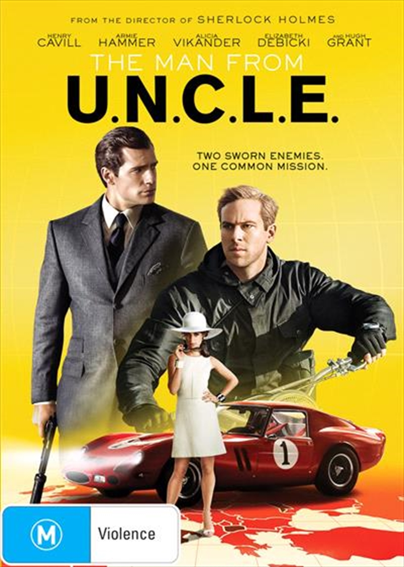Man From U.N.C.L.E., The | DVD