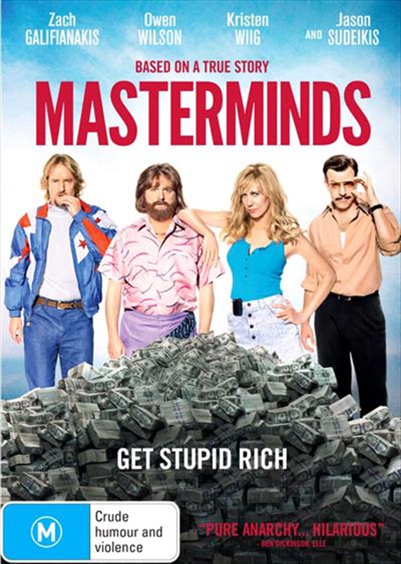 Masterminds | DVD