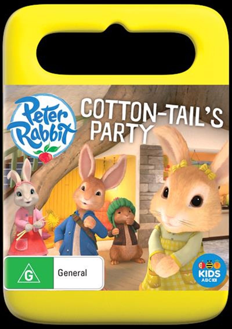 Peter Rabbit - Cotton-Tail's Party | DVD