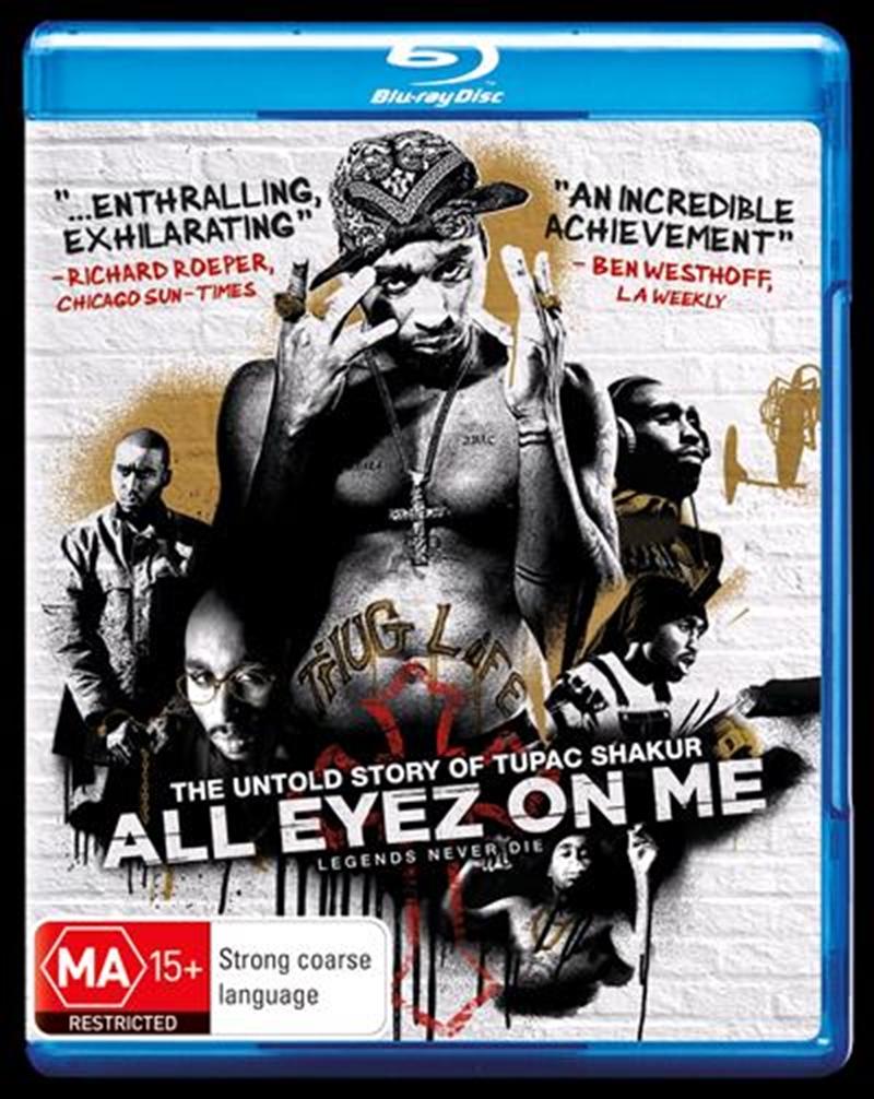 All Eyez On Me | Blu-ray