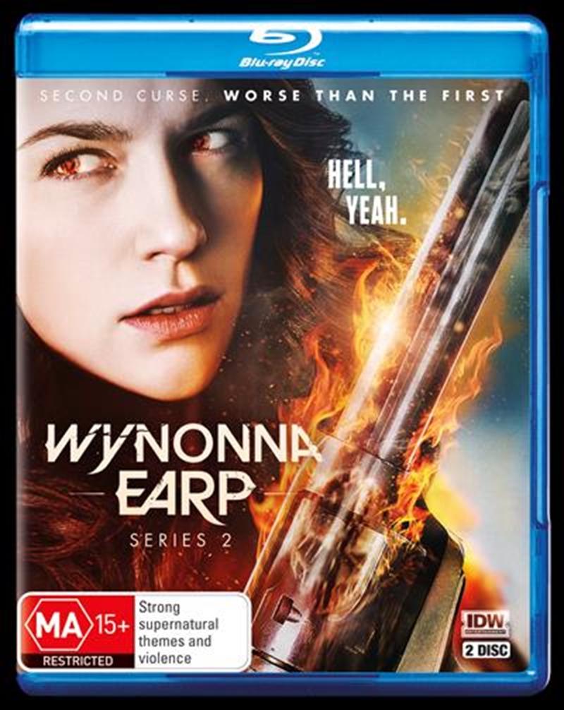 Wynonna Earp - Season 2 | Blu-ray