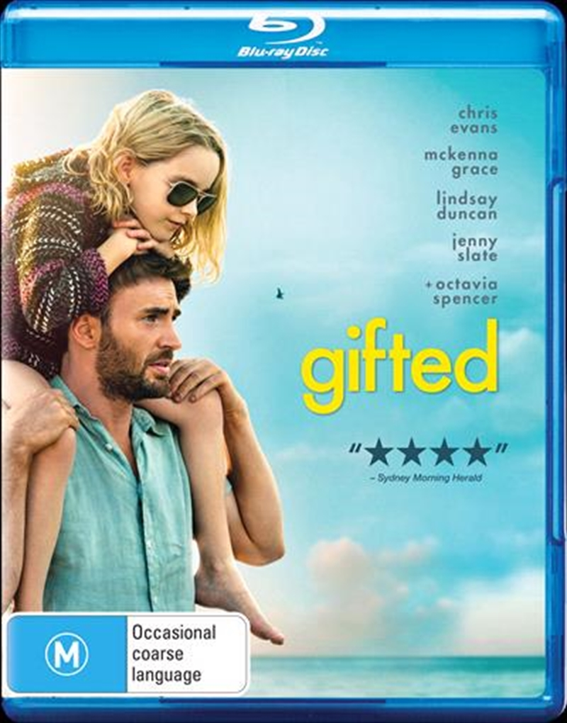 Gifted | Blu-ray