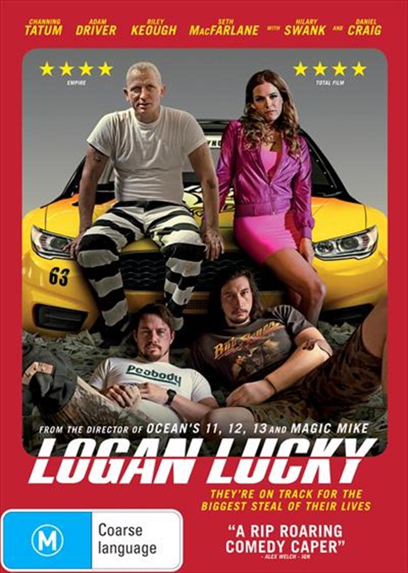 Logan Lucky | DVD