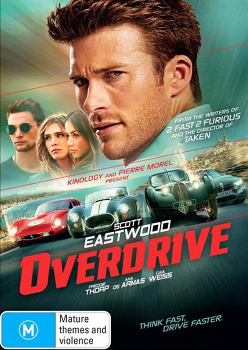 Overdrive | DVD