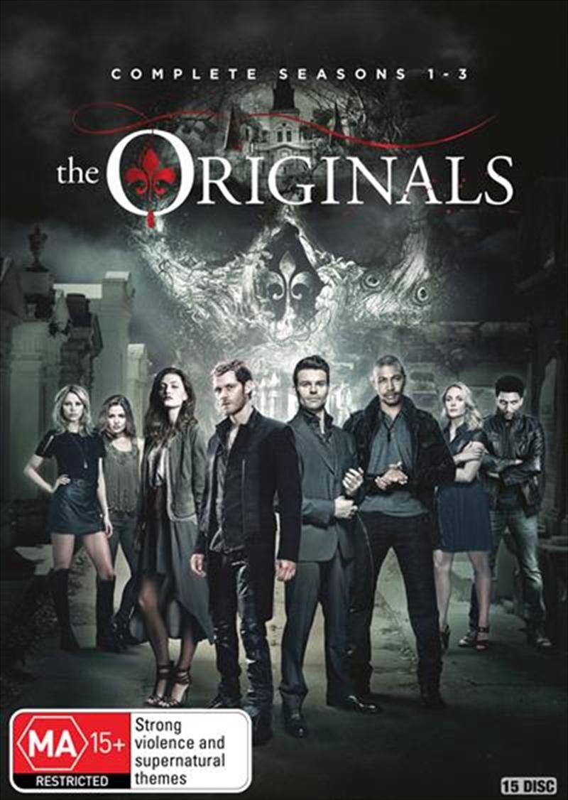 Originals - Season 1-3   Boxset, The   DVD