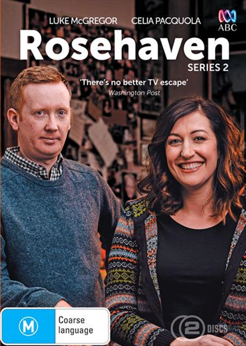 Rosehaven - Season 2 | DVD