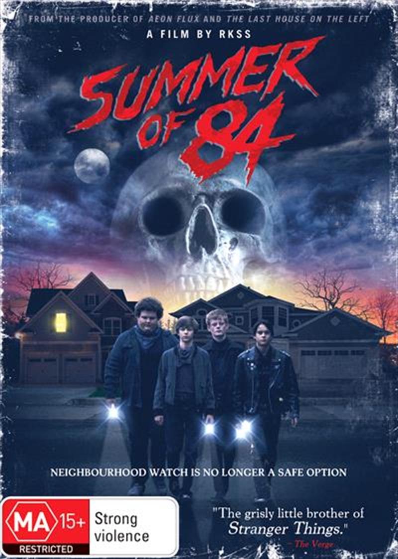 Summer Of 84 | DVD