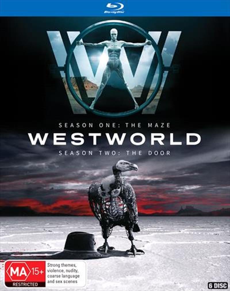 Westworld - Season 1-2 | Blu-ray