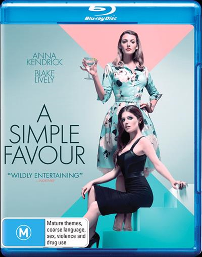 A Simple Favour | Blu-ray