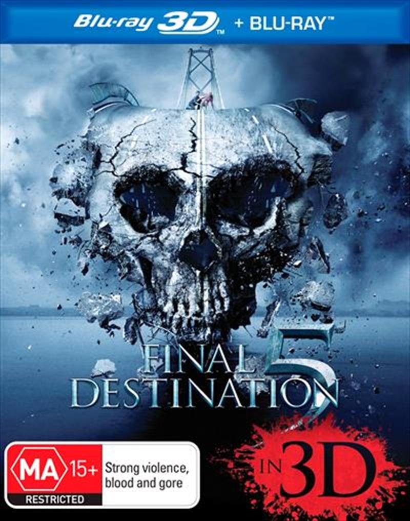 Final Destination 5 | 3D Blu-ray | Blu-ray 3D