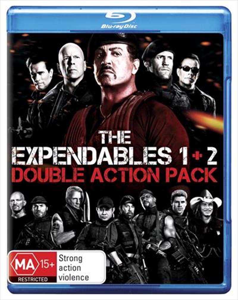 Expendables / The Expendables 2 | Double Pack, The | Blu-ray