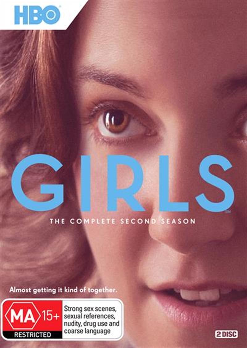 Girls - Season 2   DVD