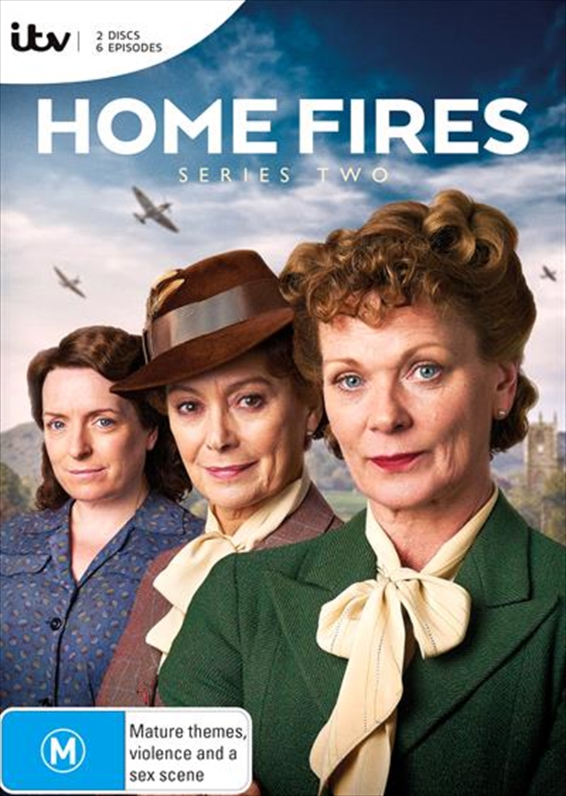 Home Fires - Series 2 | DVD