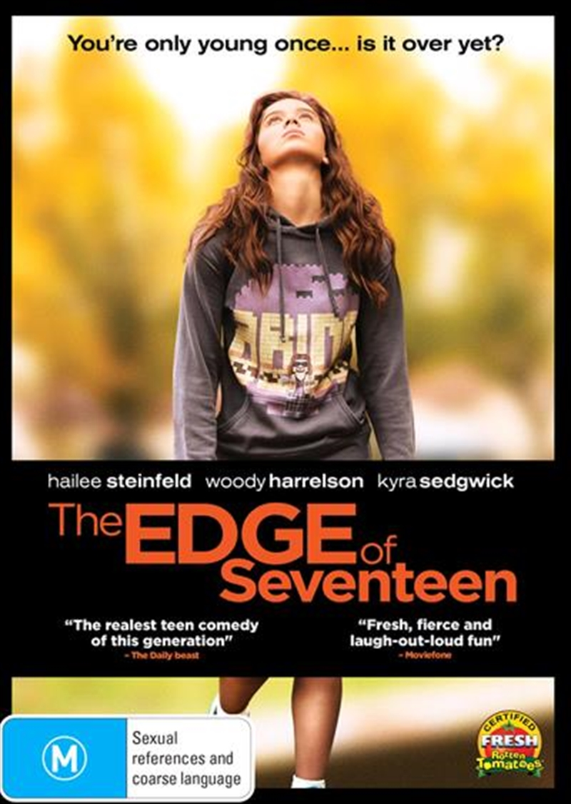 Edge Of Seventeen, The | DVD