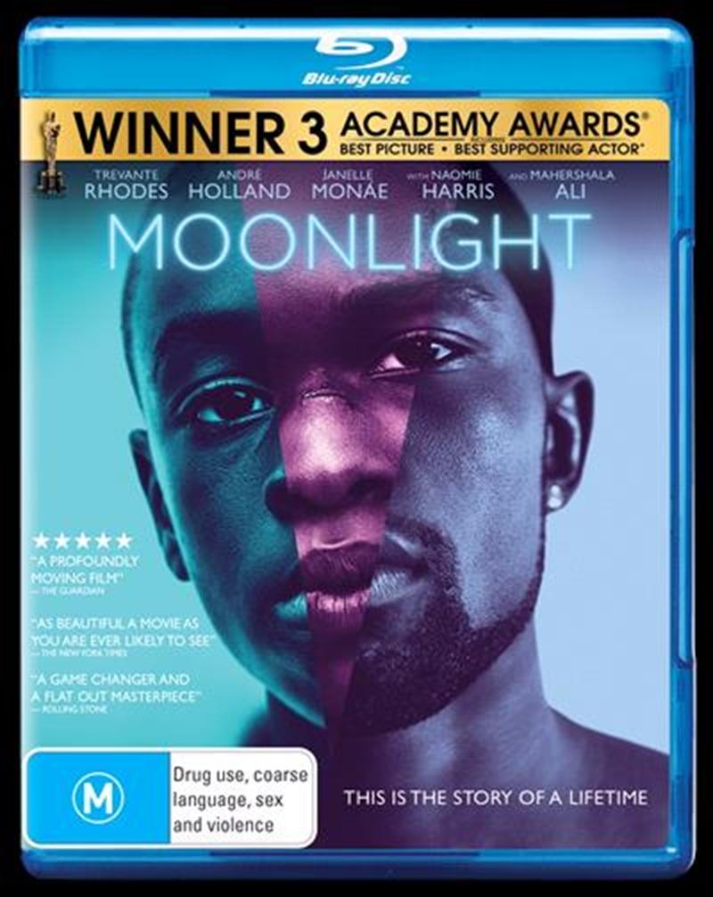 Moonlight | Blu-ray
