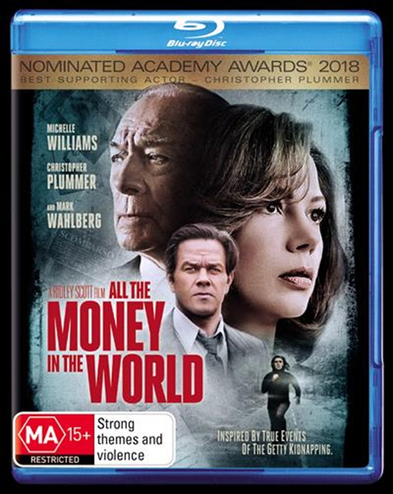 All The Money In The World | Blu-ray