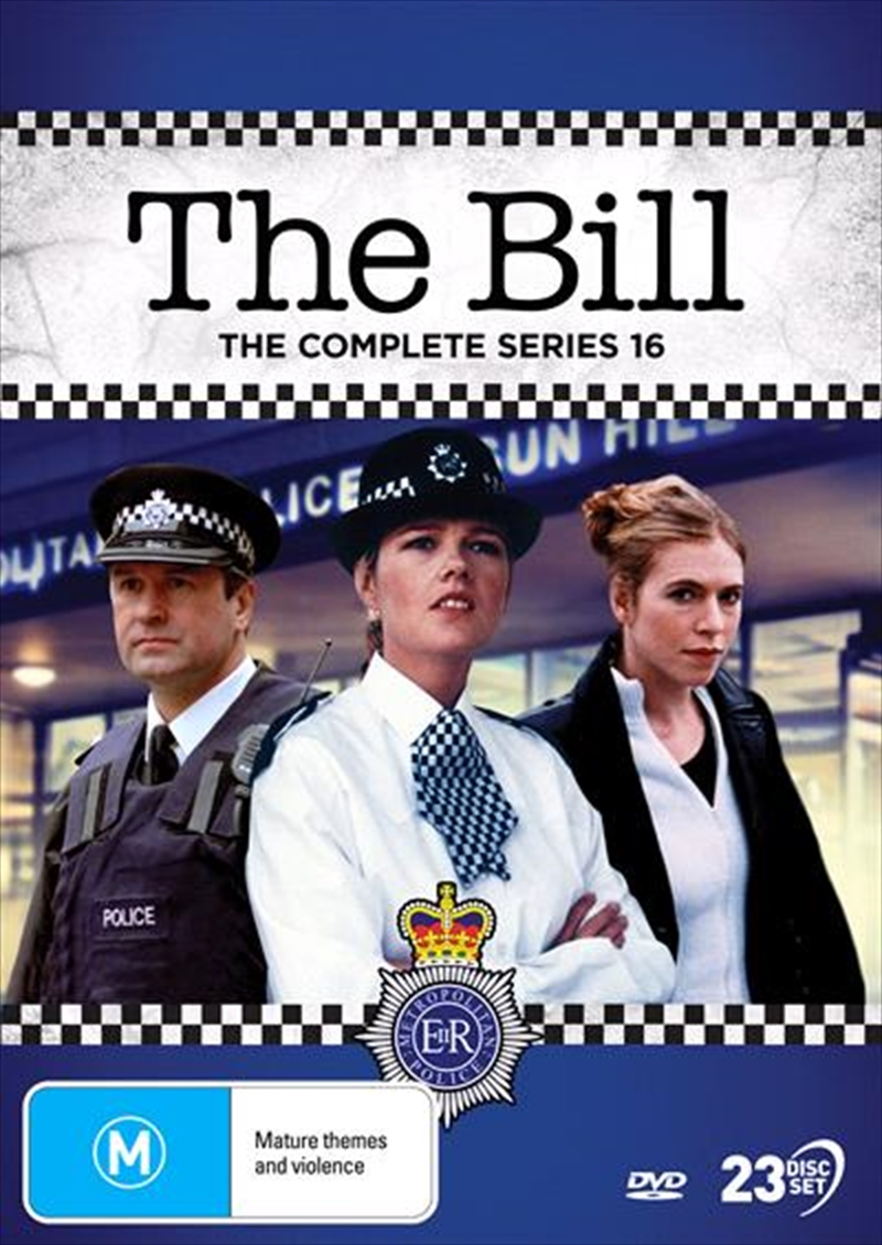 Bill - Series 16, The   DVD