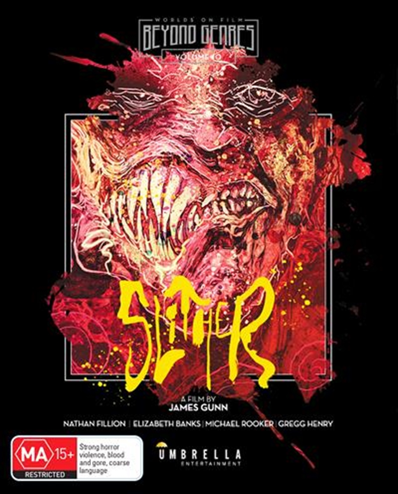 Slither | Beyond Genres | Blu-ray