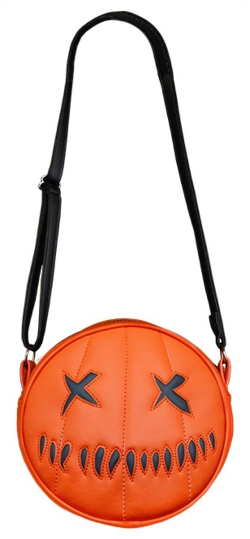 Trick 'r Treat - Sam O Lantern Bag (Black)   Apparel